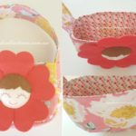 Darling Daisy bag sewn by Candice at Rose Petal Collections