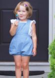 Melbourne Romper with lollipop
