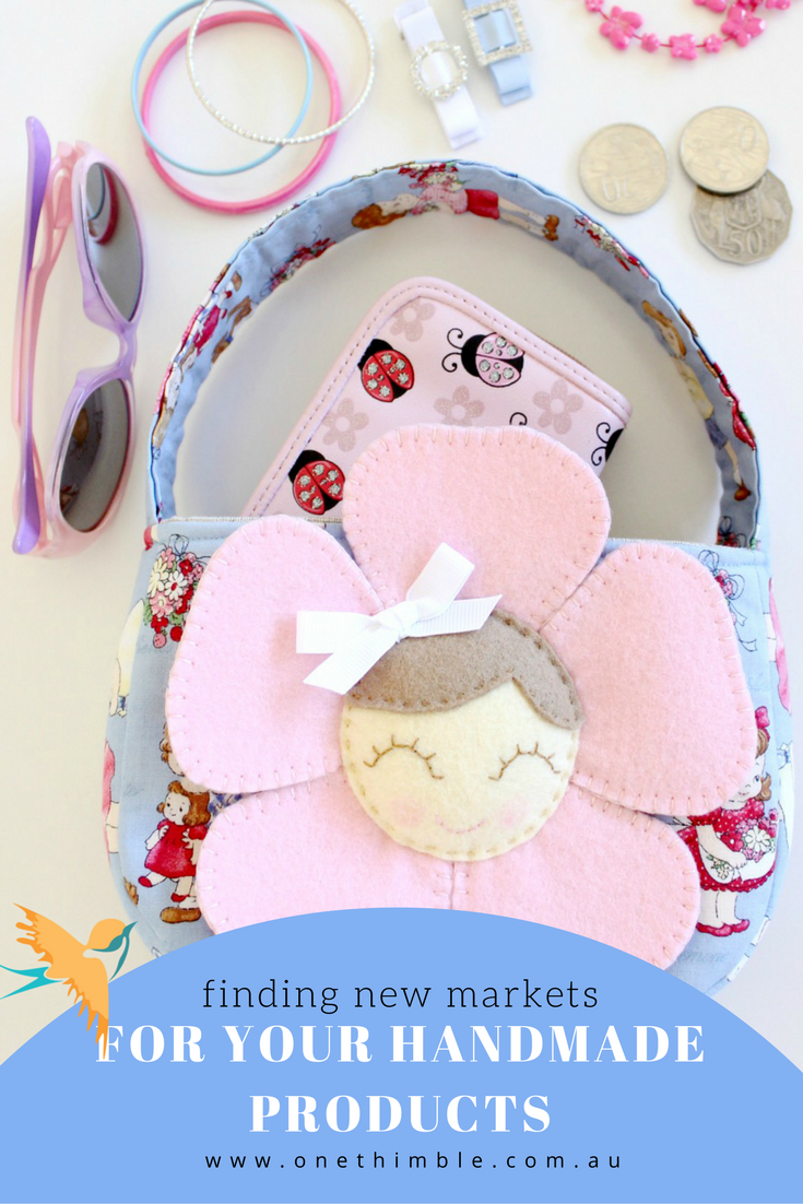 Finding new markets for your handmade products