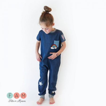 One Romper by FAM for One Thimble Issue 13