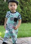 One Romper sewn by MCB Creations