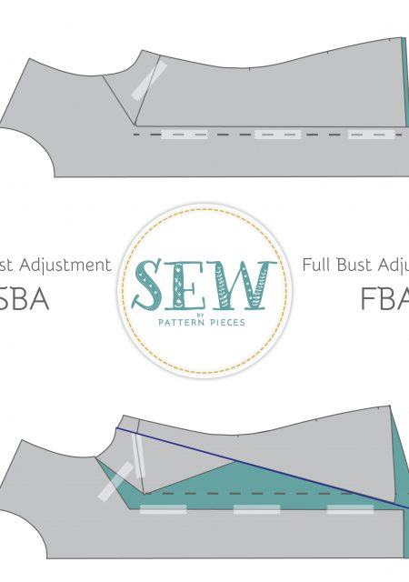 FBA/SBA article by Sew by Pattern Pieces