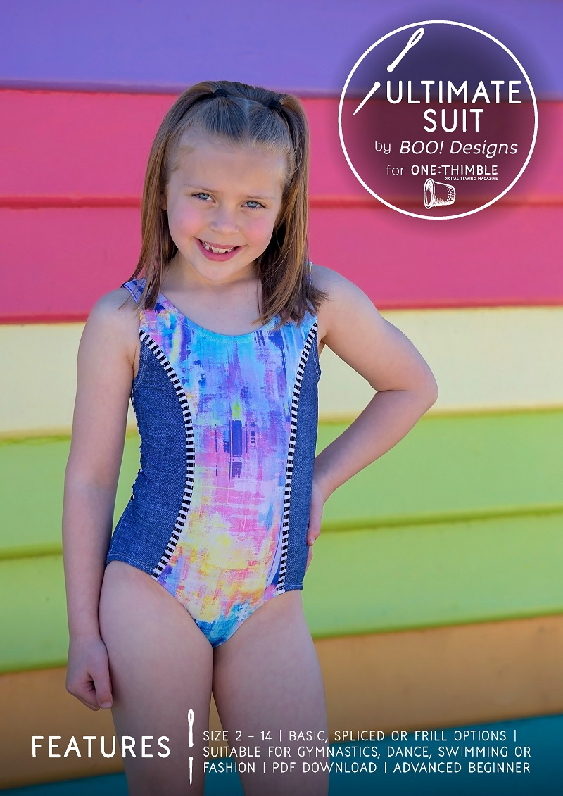 Ultimate Suit by BOO!Designs for One Thimble Issue 13