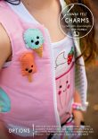 Kawaii Felt Charms by Felt with Love Designs for One Thimble Issue 13