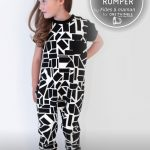 One Romper Stand Alone Pattern by Filles a maman for One Thimble Issue 13
