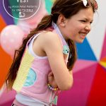 Party Vest by Rosie Petal Patterns for One Thimble Issue 13