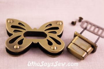 who says sew butterfly turnlock