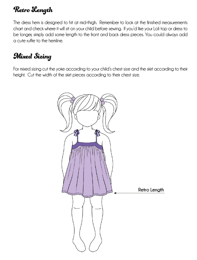 Loli Dress Length visual