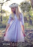 Amuse boho dress and tunic pattern cover