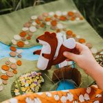 Enchanting Woodland Meadow Playscape in action
