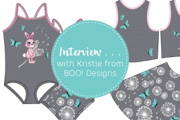 Interview with Kristie from BOO! Designs