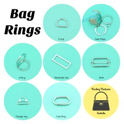 Bag Rings stocked by HHA