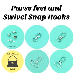 Feet and swivels stocked by HHA