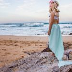 Makana Mermaid SKirt by Tadah Patterns