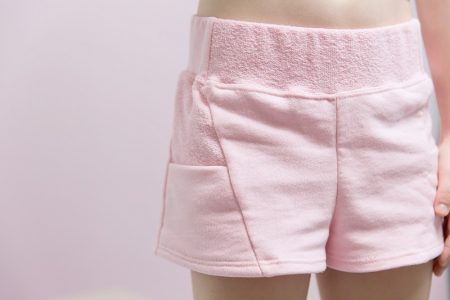 Scuttle Shorty Shorts front