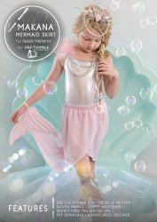 Makana Mermaid Skirt Pattern