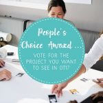 People's Choice Award – 2017 Share a Project Competition