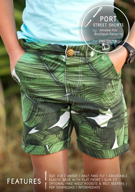 Port Shorts Stand Alone Cover