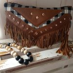 Festival Clutch sewn by Twirl Girl Boutique