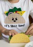 Taco time by little seren