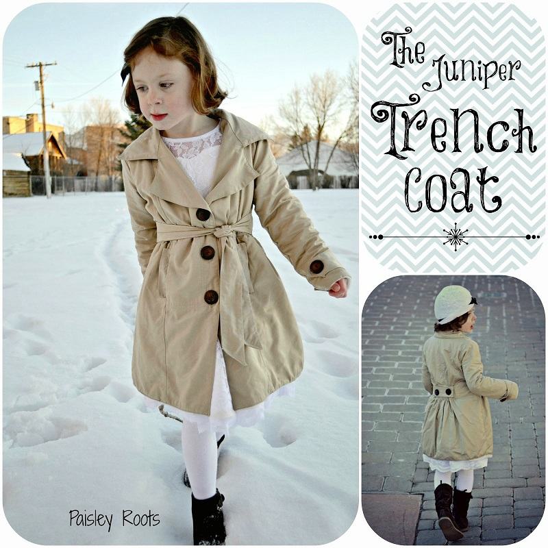 Juniper Trench Coat
