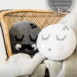Piccolo Moonface Cushions