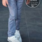 Super Tough Jeans Stand Alone Pattern Cover