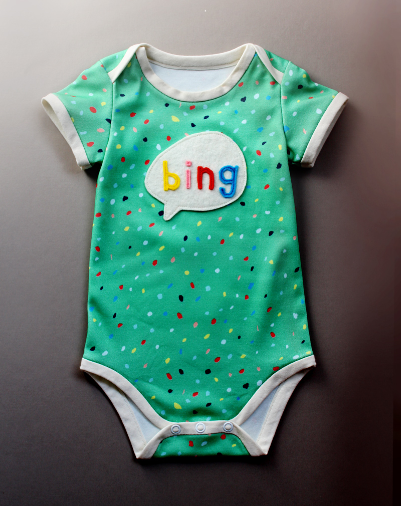 Bing Romper by Misusu Patterns