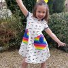 Playtime Dress sewn by Fee