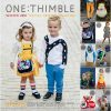 One Thimble Issue 19 - included PDF patterns collage