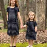 Playtime Dresses sewn by Pam