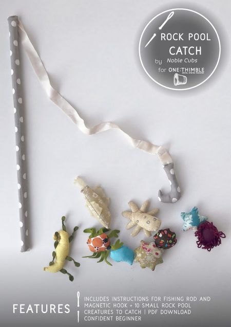 rock pool catch stand alone cover
